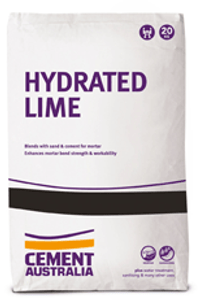 LIME HYDRATED 20KG