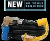 Coleman® Roadtrip RV Quick-Connect kit.