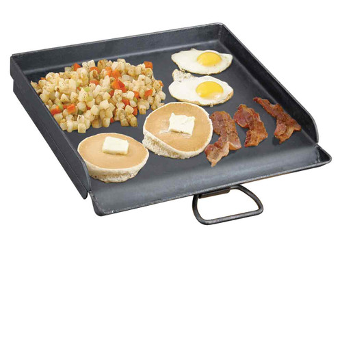 Professional Flat Top Griddle Fits over single burner