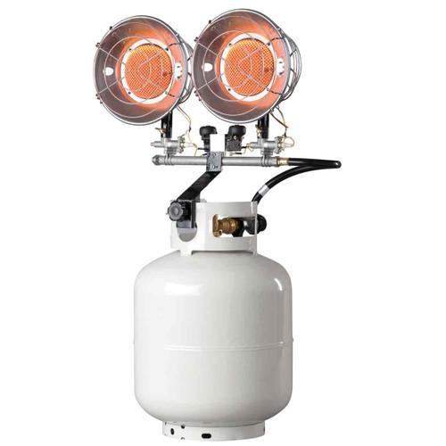 Mr. Heater Double Tank Top Propane Heater - MH30T