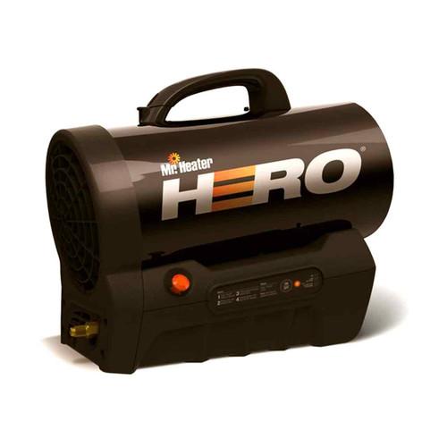 Mr. Heater MH35CLP 35,000 BTU LP Hero Cordless Forced Air Heater