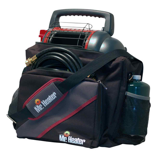 Storage and Carrying bag for Mr. Heater Portable Buddy Heater.