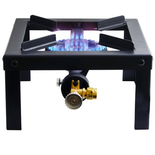 Single Burner (15,000 BTU) Propane Hot Plate/Burner