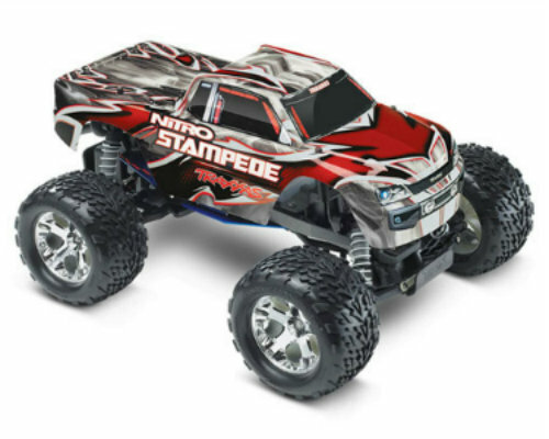 Fits the Traxxas Nitro Stampede 2WD trucks.