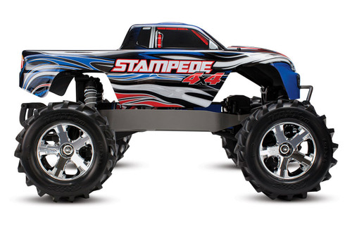 Compatible with the Traxxas Electric Stampede 4x4