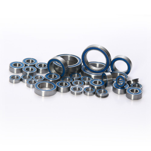 Axial XR10 Full bearing kit replaces all the bearings on your truck.  With our prices you can't go wrong!