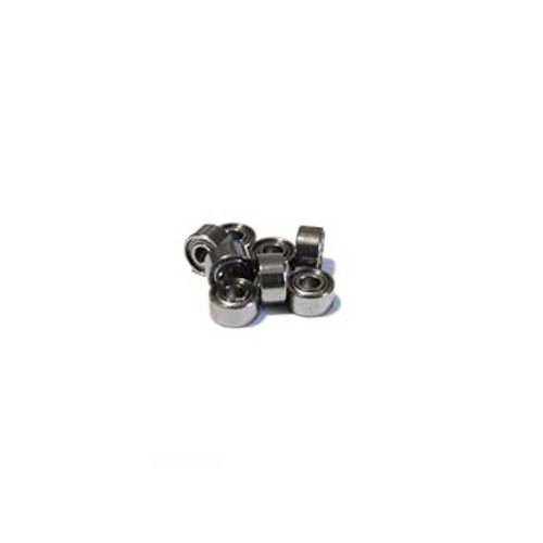 Full set of 8 wheel bearings for your 1/36 scale Micro-T.