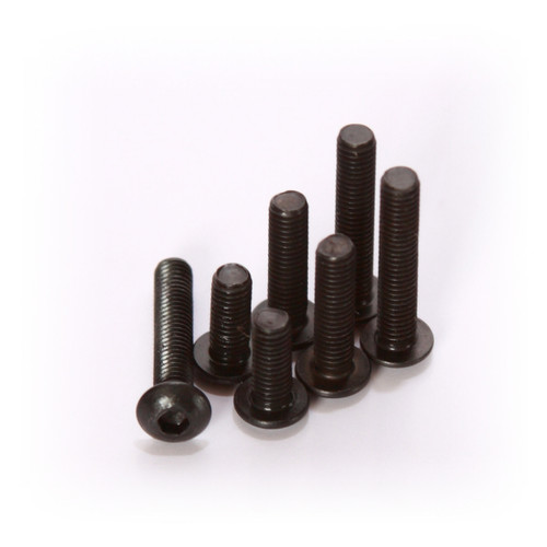 Hardware 3x4 mm BHSC Screws (10 Pack)
