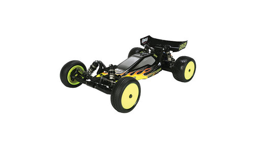Fits most variations of the Losi 22 trucks!