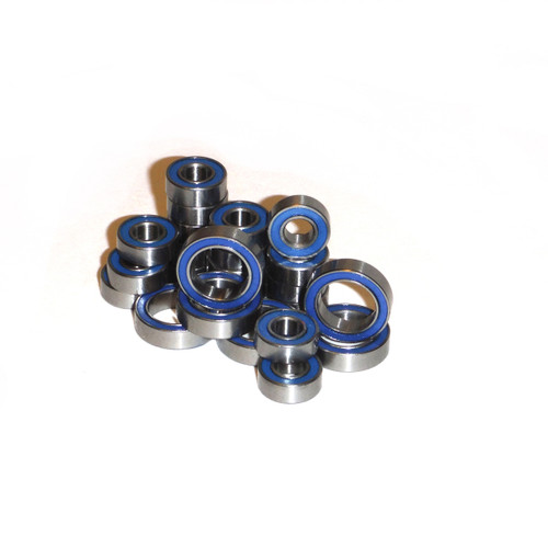 Axial Yeti complete bearing kit.  Fits all versions of the Yeti 1/10th scale truck!
