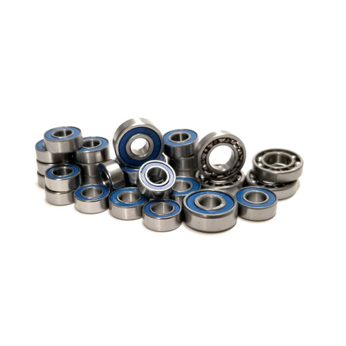 Full bearing kits for the Axial  SCX10 II (Version 2) .   Get em now!