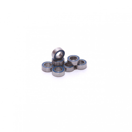 Traxxas Mini E-Revo Rocker bearings replace the stock bushings in your truck that restrict the movement on the suspension.
