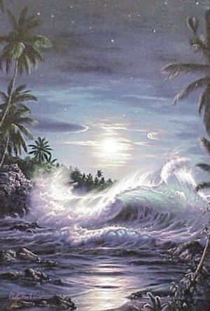 MAUI MOON II BY CHRISTIAN LASSEN