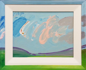 LANDSCAPE BY PETER MAX