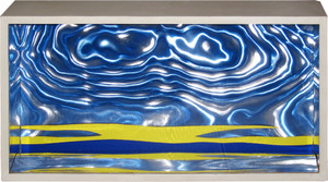 SEASCAPE II FROM COLLECTION 65 (C.40) BY ROY LICHTENSTEIN
