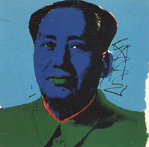 MAO FS II.99 BY ANDY WARHOL
