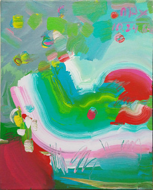 SPRING (1980'S) BY PETER MAX
