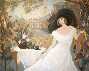 CANDIDE TEA TIME BY ISAAC MAIMON
