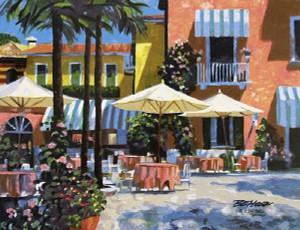 INN AT LAKE GARDA BY HOWARD BEHRENS