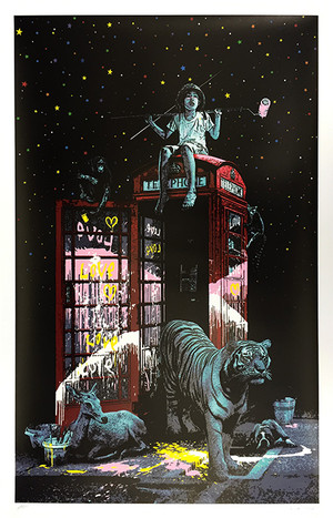 LONDON IS CALLING BY ROAMCOUCH