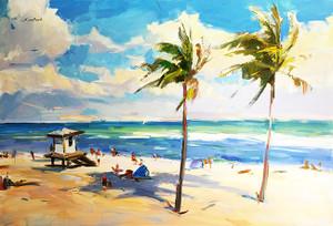 SUNNY BEACH BY IGOR KOROTASH