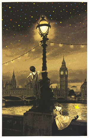 WHEN YOU WISH UPON A STAR-LONDON BY ROAMCOUCH