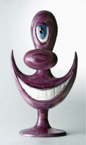 OBJECT TO ENJOY BY KENNY SCHARF