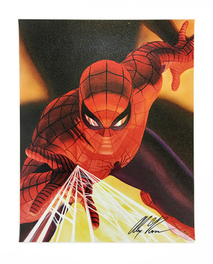 VISIONS: SPIDER-MAN BY MARVEL