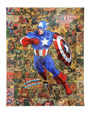 LEGACY: CAPTAIN AMERICA BY MARVEL