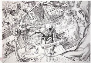 SINISTER SIX (CONCEPT DRAWINGS) BY MARVEL