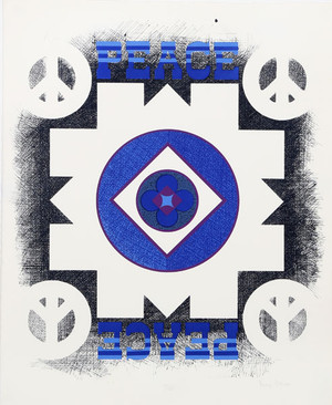 PEACE (FROM THE PEACE PORTFOLIO) BY GEORGE ORTMAN