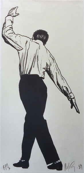 UNKNOWN TITLE BY ROBERT LONGO