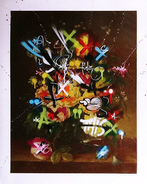 STILL LIFE 1 BY MARTIN WHATSON