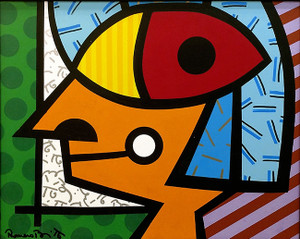 RISOLETA BRITTO BY ROMERO BRITTO