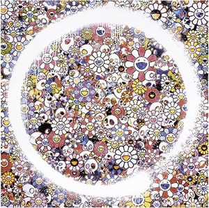 ENSO: ZEN THE HEAVEN BY TAKASHI MURAKAMI