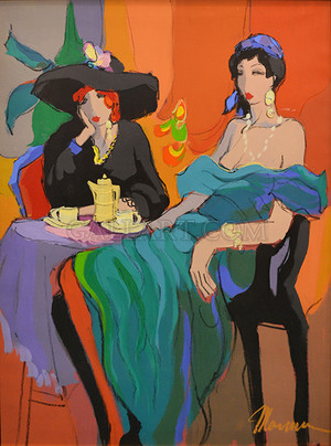 CAFE BARCELONA BY ISAAC MAIMON