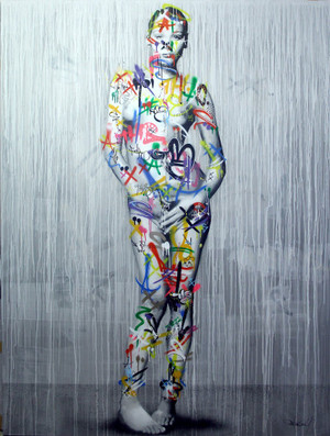 COVER UP (HAND FINISHED) BY MARTIN WHATSON