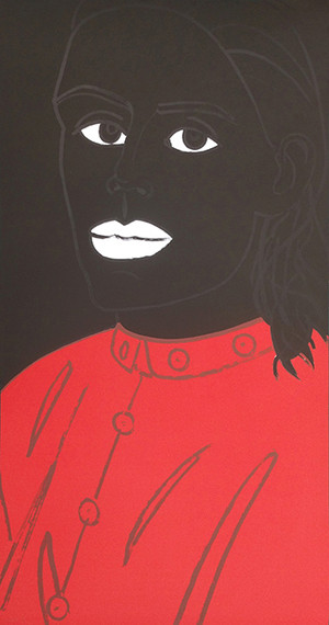 THE EMPEROR JONES BY ALEX KATZ