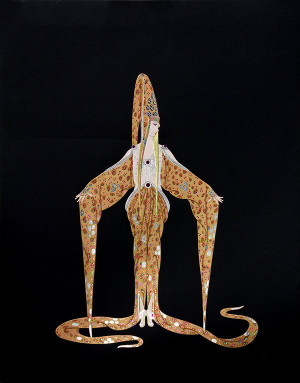 STARFISH BY ERTE