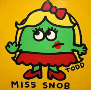 MISS SNOB BY TODD GOLDMAN