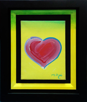 HEART 1 BY PETER MAX