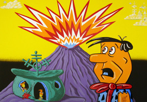 FLINTSTONES BY KENNY SCHARF
