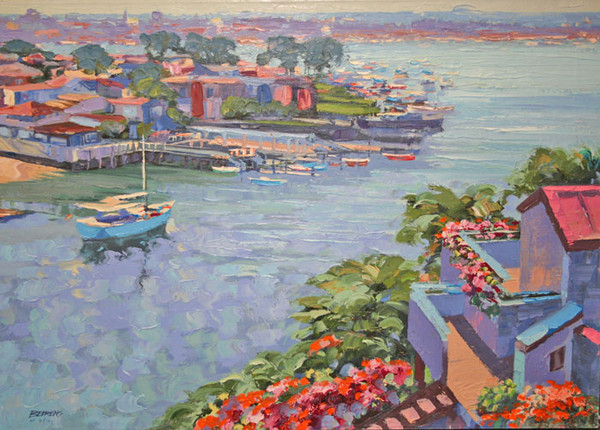 BALBOA POINT BY HOWARD BEHRENS