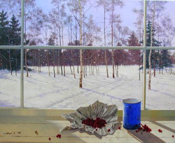 FRESH SNOW BY MICHAEL GORBAN