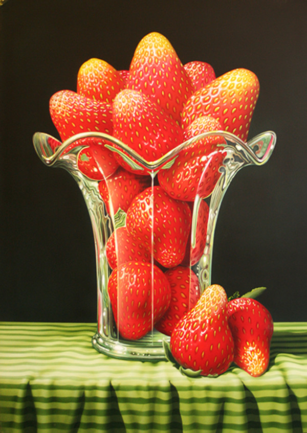 STRAWBERRIES BY DAN MEYER