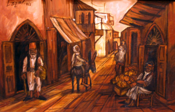 THE OLD COUNTRY BY PEDRO LAZARO