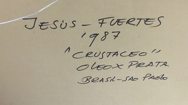 CRUSTACEO BY JESUS FUERTES