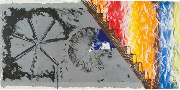 DERRIERE L'ETOILE BY JAMES ROSENQUIST