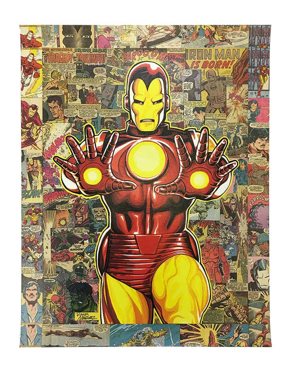 LEGACY: IRON-MAN BY MARVEL