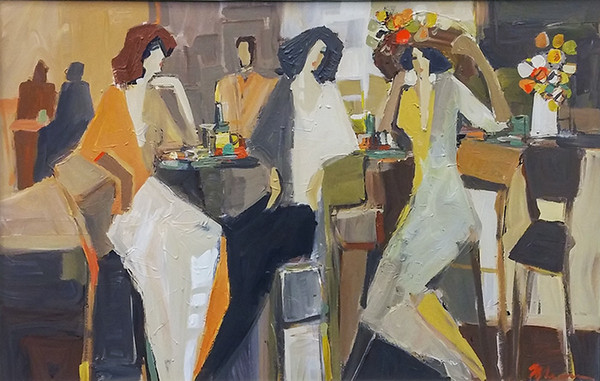 L'ILLUSIONS BY ISAAC MAIMON